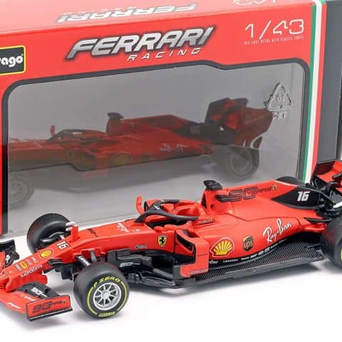 Bburago 2019 Ferrari SF90 1:43 Die-cast Car