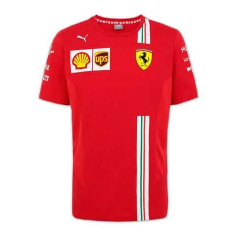 Ferrari F1 Team T-Shirt F1