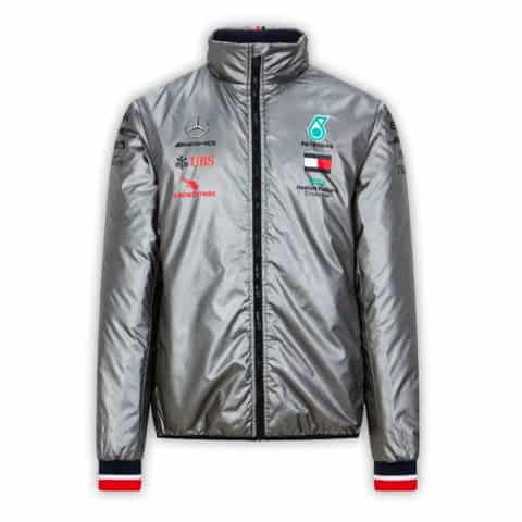 Mercedes F1 Bomber Jacket