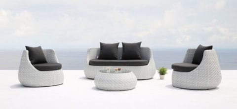 unique rattan outdoor furniture