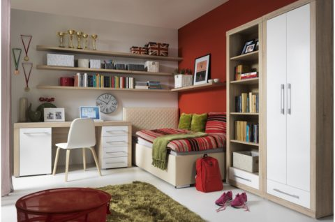 youth furniture for a comfortable room