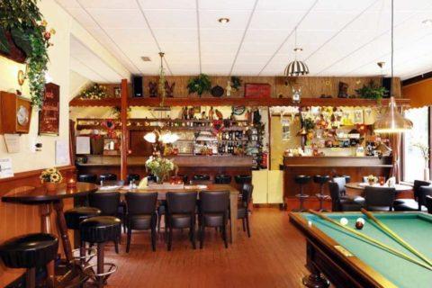 Camping Zonnekamp Eetcafe Bar