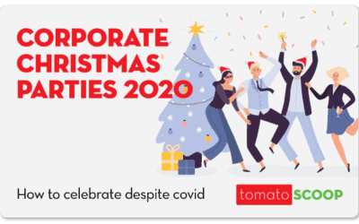 Corporate Christmas Parties 2020: How To Celebrate Despite COVID