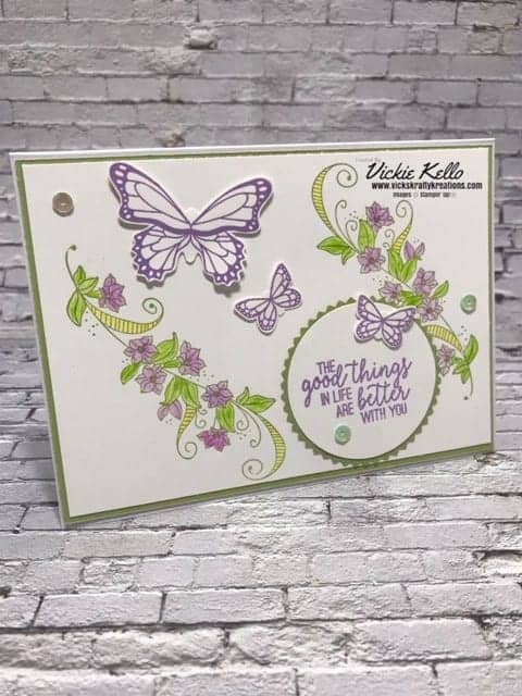 Beauty Abounds card