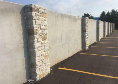 Noise Wall Precast Concrete Timbavati Wildlife Center