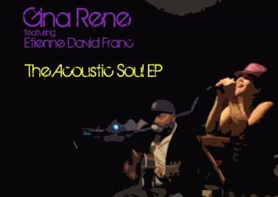 Gina Rene Acoustic Soul EP cover art
