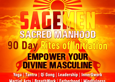 SAGEMEN Sacred Manhood 90 Day RItes
