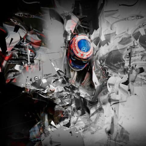 Metal I Jenson Button | by Marko-f1