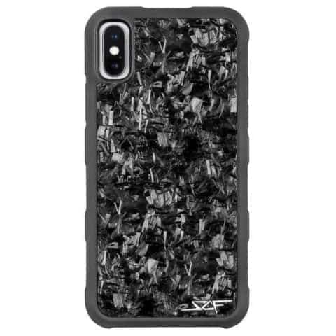 iPhone X & XS Real Forged Carbon Fiber Case