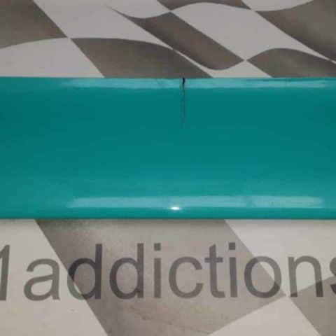 NOW SOLD-Leyton House 871 Capelli rear wing b flap.