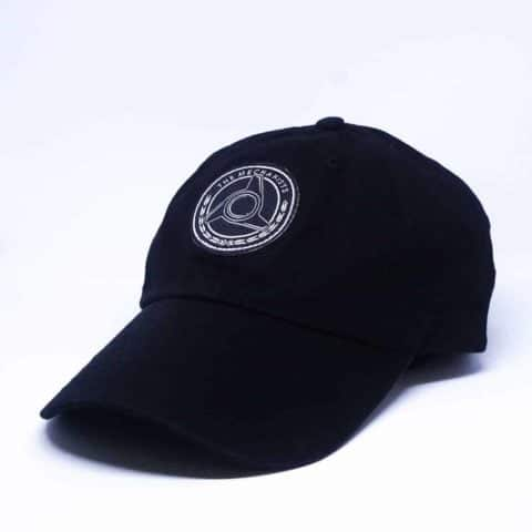BLOODY HEROES BLACK DAD CAP