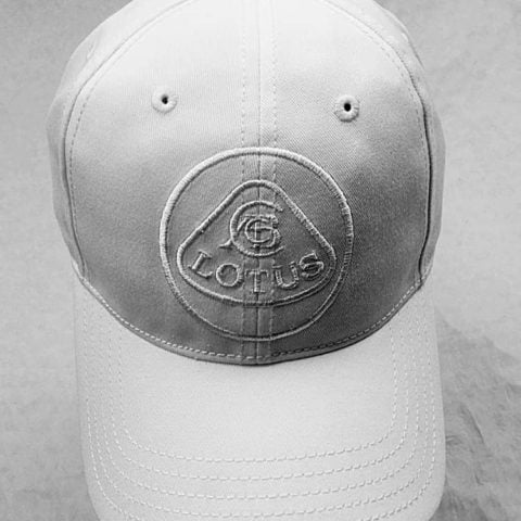 CAP LBM 30 Formula One 1 Team Lotus Originals F1 Vintage Roundel White