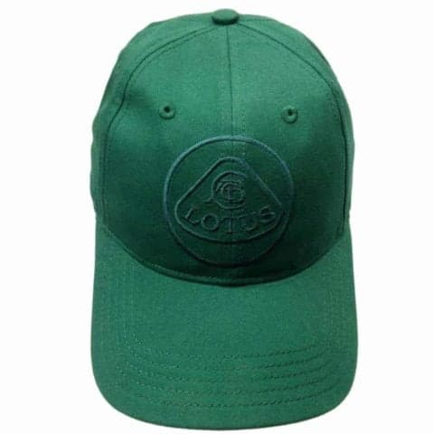 CAP LBM 30 Formula One 1 Team Lotus Originals F1 Vintage Roundel Green