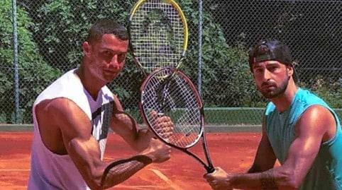 Un duo de choc qui a remporté de beaux succès, en matière de tennis, comme auprès des femmes