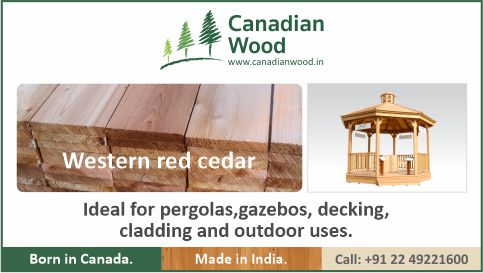 Canadian wood mobile top banner