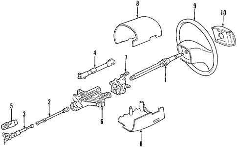 blue springs ford parts diagram