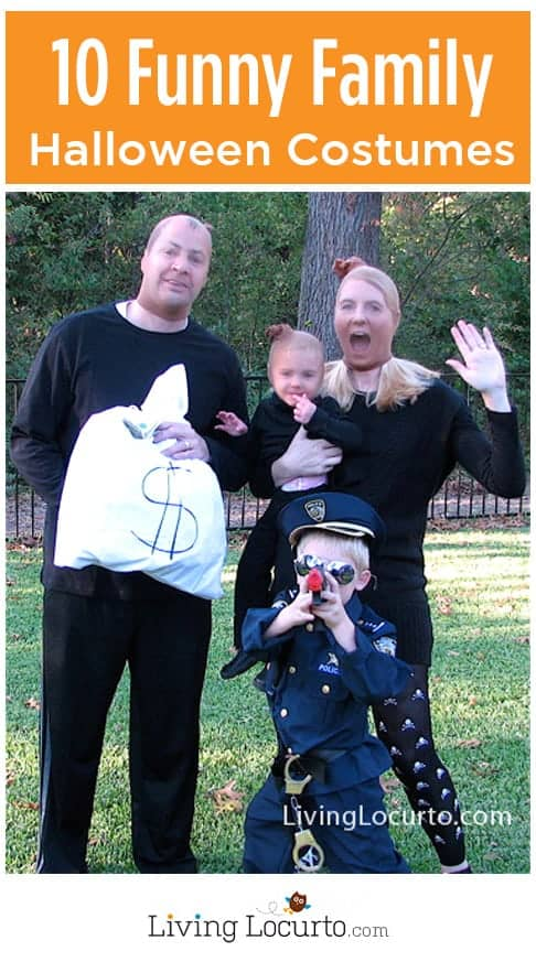 10 Funny Family Halloween Costumes