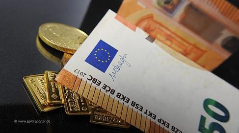Gold, Goldmünzen, Goldbarren, Preise (Foto: Goldreporter)