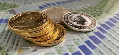 Gold, Goldmünzen, Krügerrand, Preise (Foto: Goldreporter)