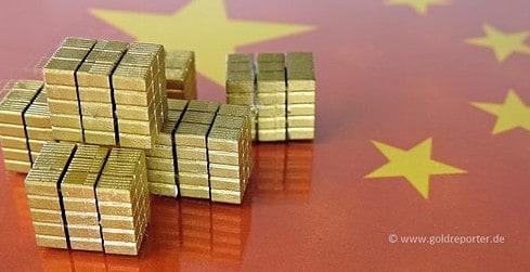 Gold, China, Shanghai, Futures (Foto: Goldreporter)