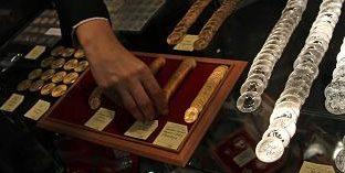 Gold, Silber, Silbermünzen, Edelmetall, Handel (Foto: Goldreporter)