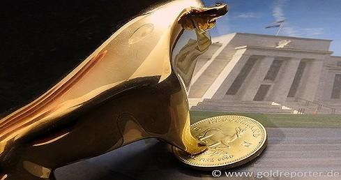 Gold, Goldpreis, Bulle, Fed (Foto: Goldreporter)
