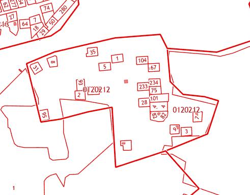 Публичная кадастровая карта СНТ Березка-4