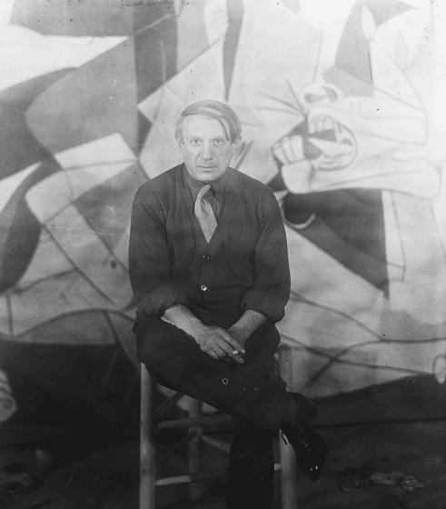 Picasso Guernica