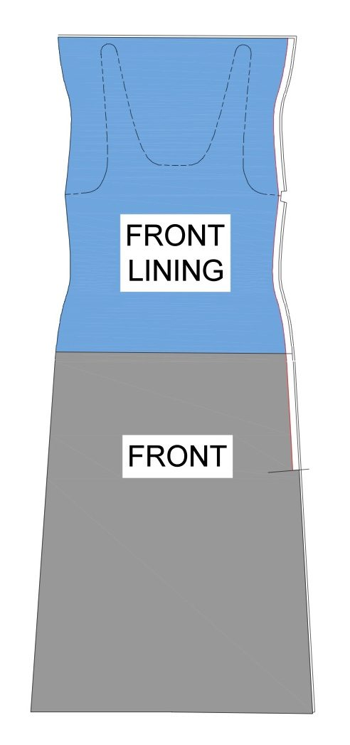 The Tailoress PDF Sewing Patterns - Annie Dress Tutorial