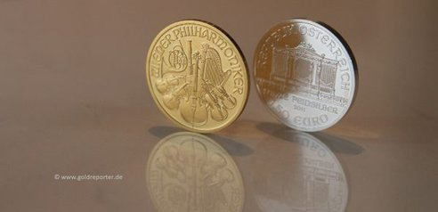 Gold, Silber, Ratio (Foto: Goldreporter)