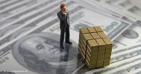 Gold, USA, Goldmarkt, COMEX, Goldpreis (Foto: Goldreporter)