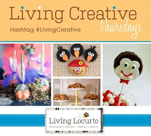 Halloween Fun Food Ideas. #LivingCreative Thursdays on Living Locurto
