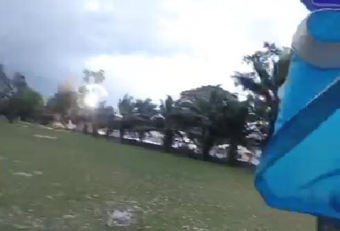 กระโดดร่มพลาด