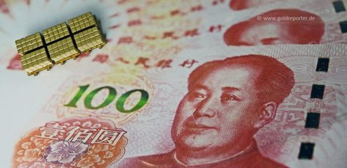 Gold, Währungsreserven, Inflation, China (Foto: Goldreporter)