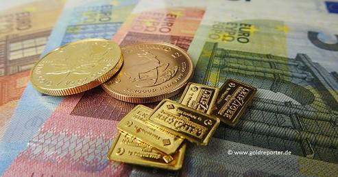 Gold, Goldpreis, Goldnachfrage (Foto: Goldreporter)