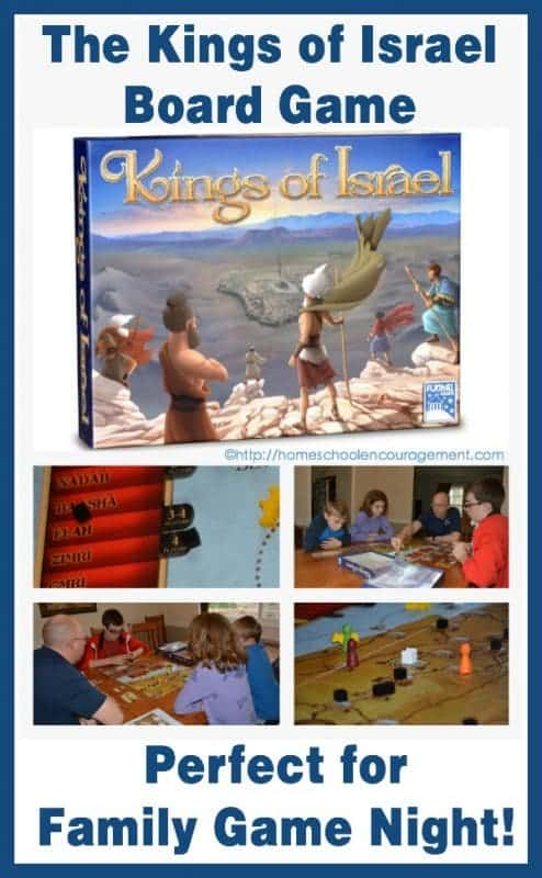 Kings of Israel Board Game for Family Game Night - Perfect! Our Product Review.