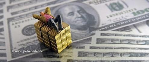 Gold, Gold kaufen (Foto: Goldreporter)