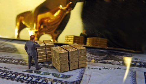 Gold, Investoren (Foto: Goldreporter)