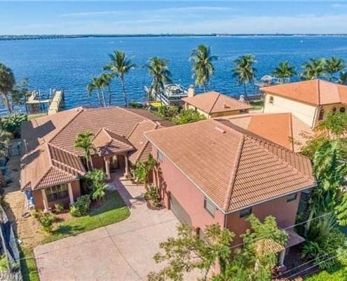 Fort Myers Waterfront Homes