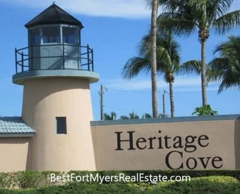 Homes for Sale Heritage Cove