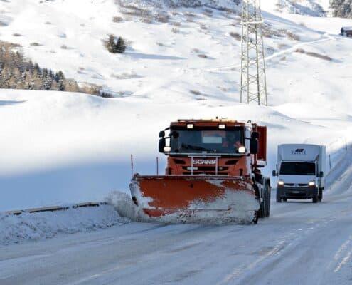 Puede la sal de las carreteras afectar a tu coche