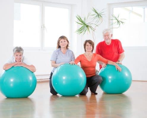 quels sport pour les seniors?