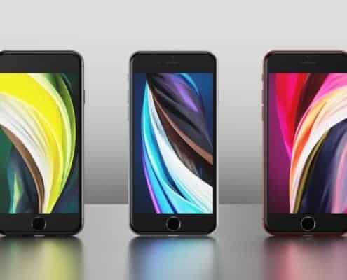 Second Generation iPhone SE 2020