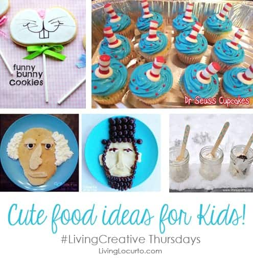 Cute Fun Food Ideas for Kids | Living Locurto