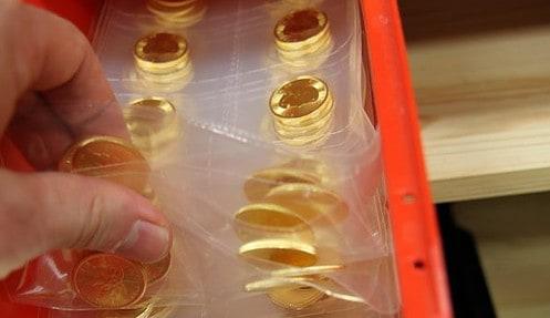 Gold, Handel, Gold kaufen, Engpass (Foto: Goldreporter)