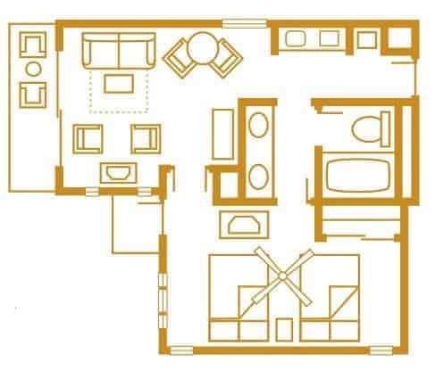 WL deluxe room