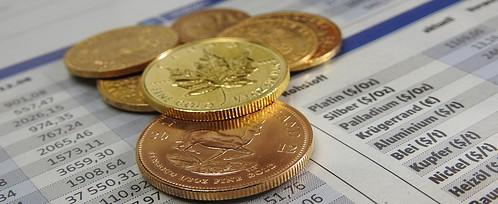Gold, Gold kaufen, Goldmünzen (Foto: Goldreporter)