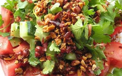 Thanatsone - Mixed Vegetable Salad