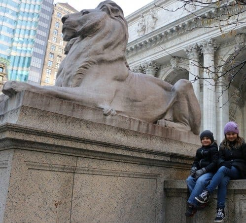 new york with babies, new york with kids