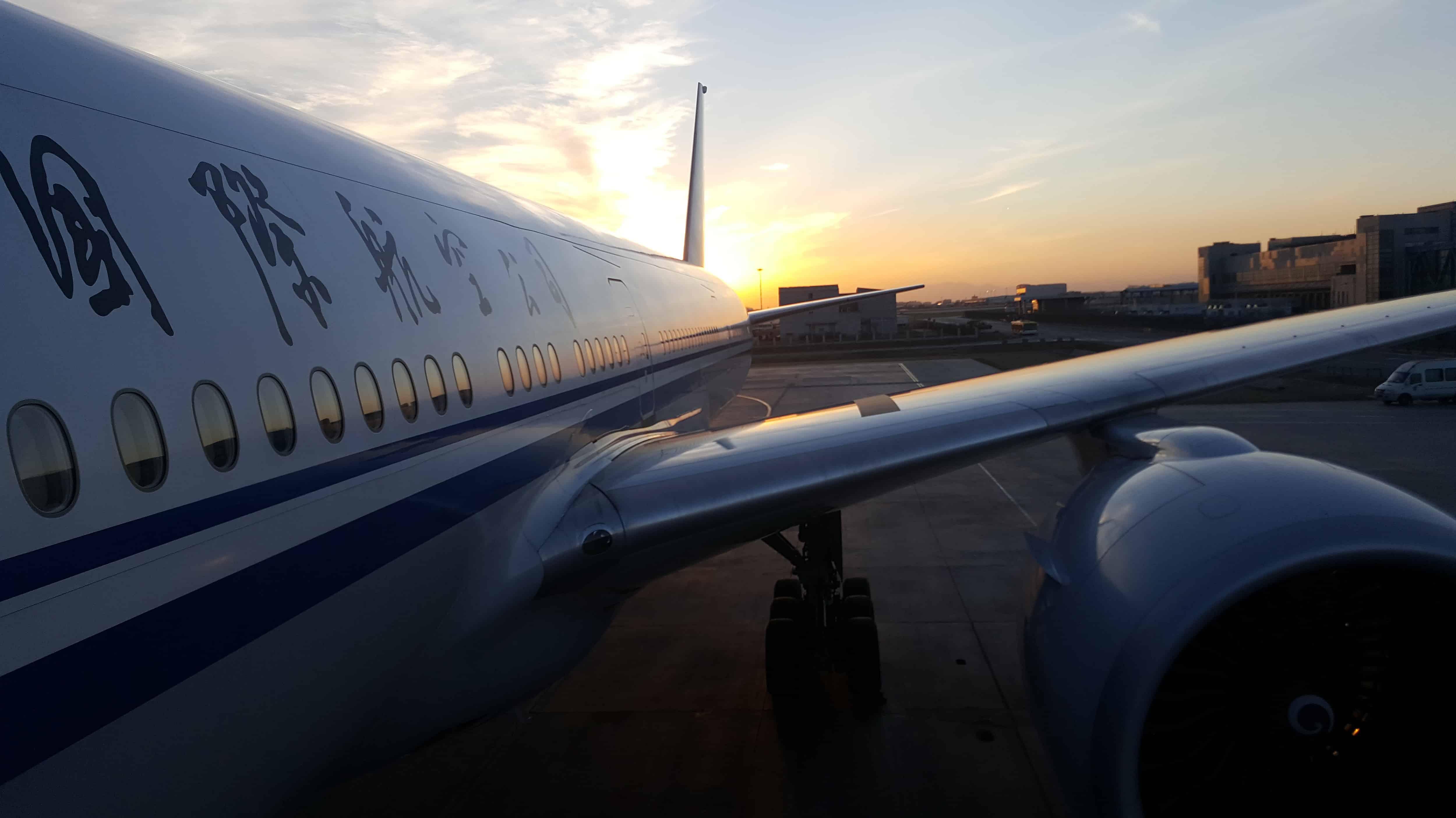 Air China Review